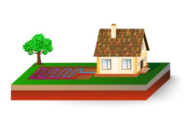 geothermal home
