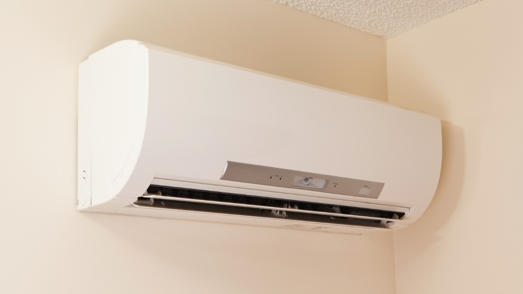 Ductless service.