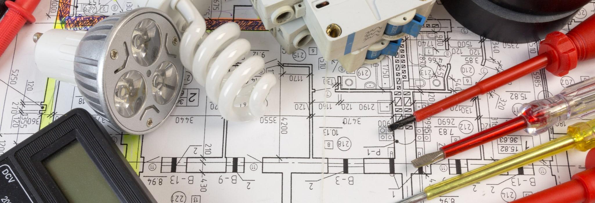 Electrical service.